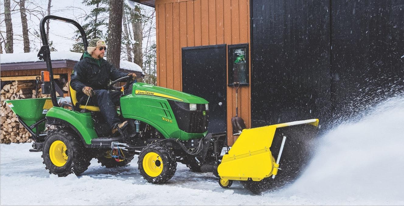 Michigan John Deere Dealer Selling John Deere Tractors