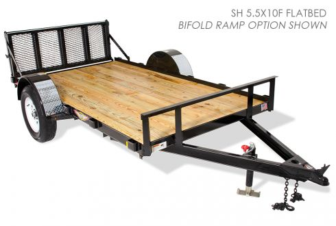 SH Heavy Frame Flatbed