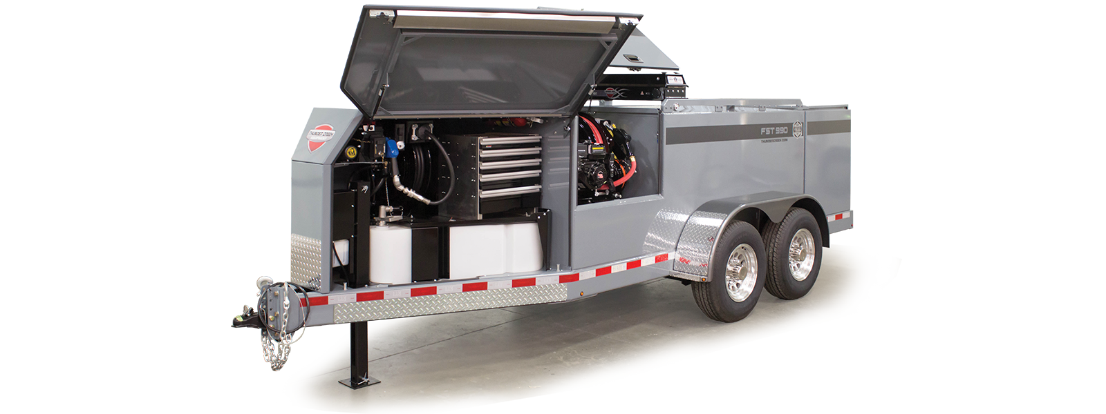 FST Gas Trailer Series
