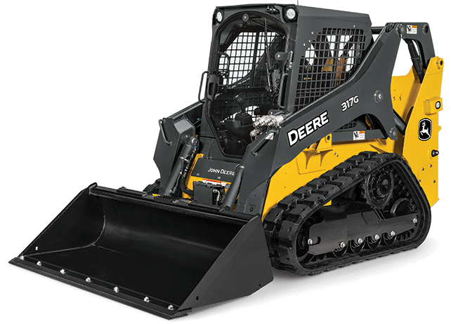 317G Compact Track Loader