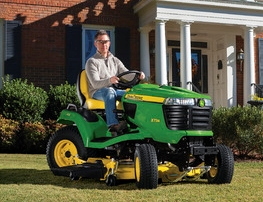 John Deere Riding Lawn Mowers for home owners