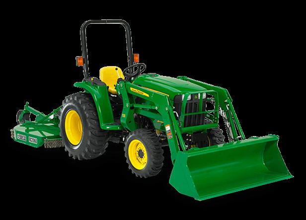michigan john deere dealer selling john deere tractors combines 3038e compact utility tractor