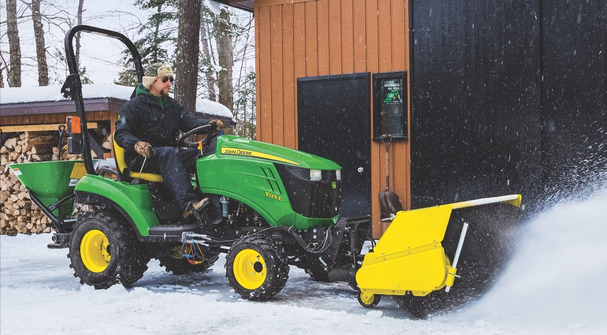 5 Tips For Buying Your First Tractor Tri County Equipment