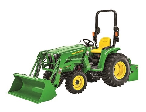 View Compact Utility Tractors