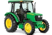 5 Series Utility Tractors (45-125 HP)