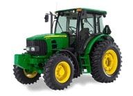 6 Series Utility Tractors (105-135 HP)