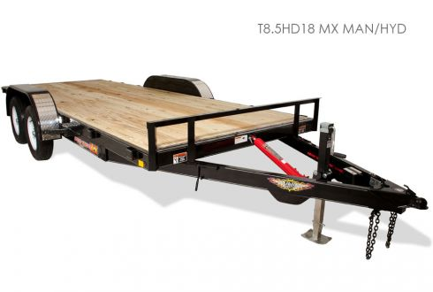 H&H Flat Bed Trailers