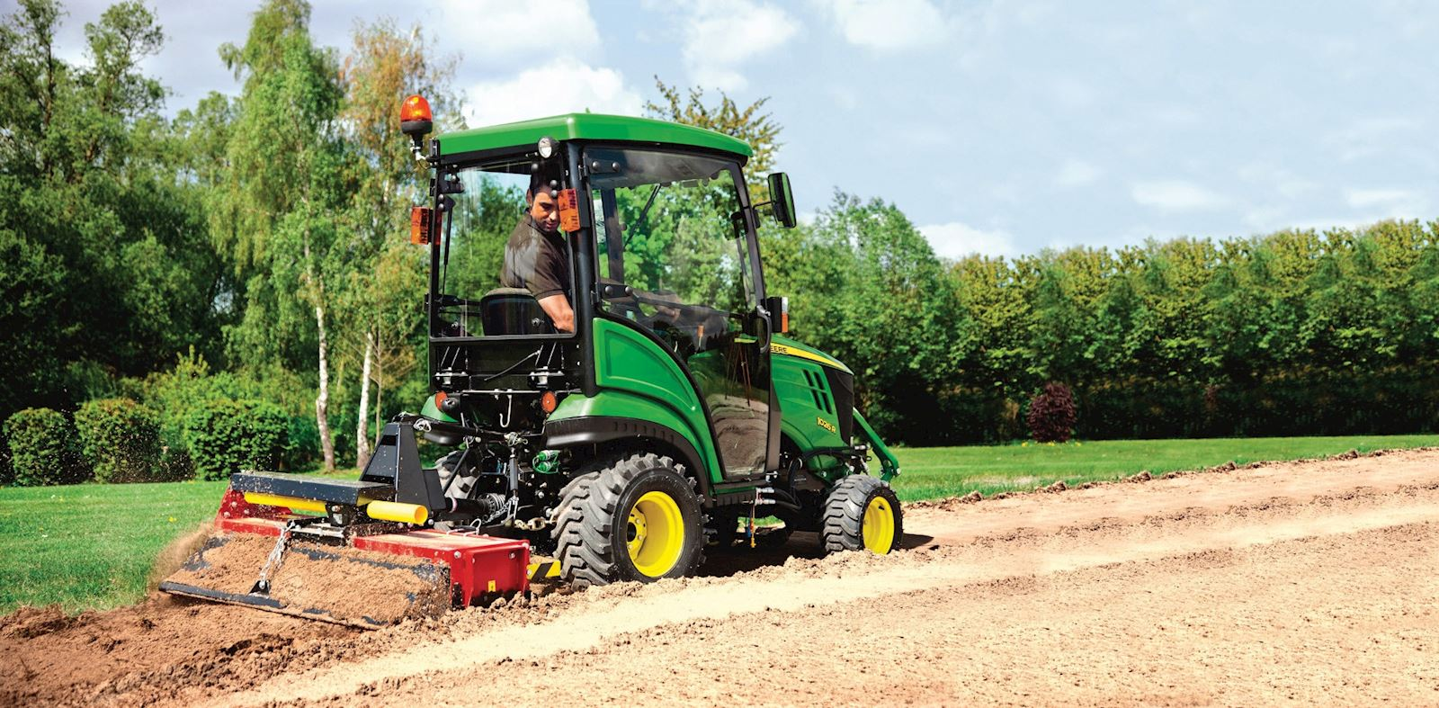 Choosing Implements & Attachments for your John Deere Tractor