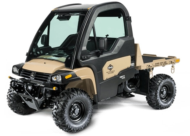 Side By Side Gator Utility Vehicle Tri County