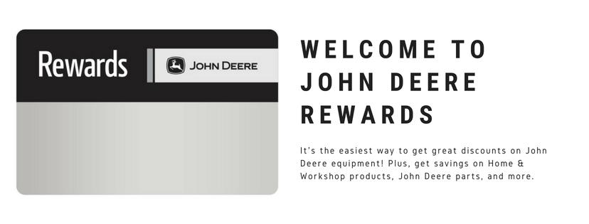Michigan John Deere dealer selling John Deere Tractors, Lawn