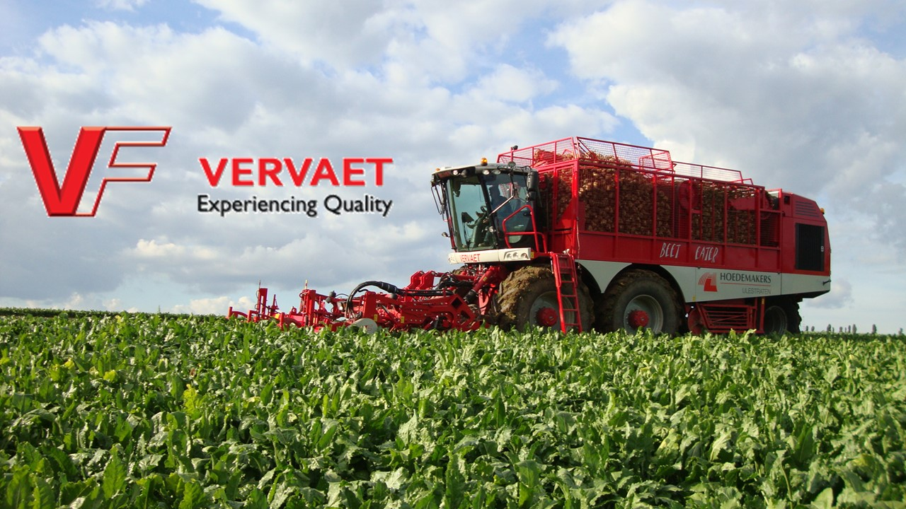 Vervaet Sugar Beet Harvest Equipment