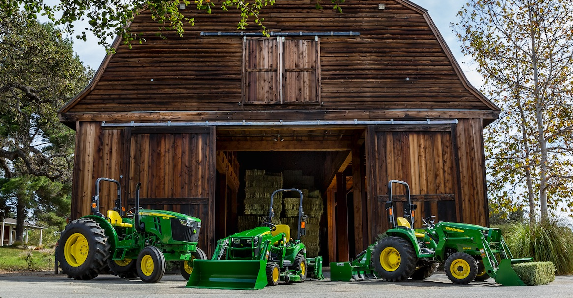 5 Tips for Buying Your First Tractor