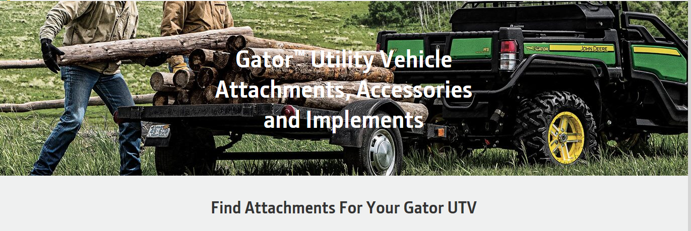 Gator Attachments