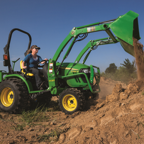 Small and compact tractors and attachments discounts