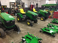 TriCounty Stocks Up For Deere Season