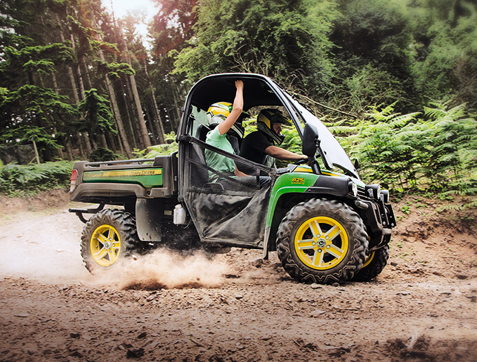 John Deere Gator Side-by-side vehicles